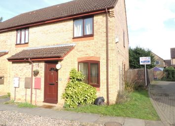 Thumbnail 2 bed semi-detached house to rent in Matilda Gardens, Shenley Church End, Milton Keynes