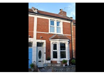 Thumbnail 2 bed terraced house to rent in Ellicott Road, Bristol