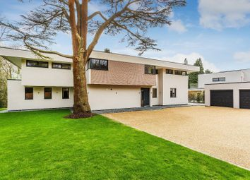 Thumbnail 6 bed detached house for sale in Mill Road, Holmwood, Dorking