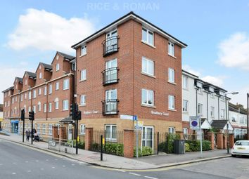 Thumbnail 1 bed flat for sale in Bradbury Court, Raynes Park