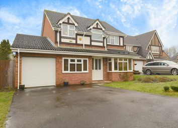 Thumbnail 4 bed detached house for sale in Belmont Heights, Hatch Warren, Basingstoke