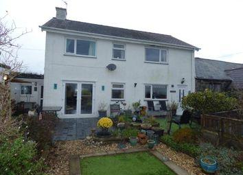 Thumbnail 3 bed semi-detached house for sale in Plas Gwyn Road, Pwllheli, Gwynedd