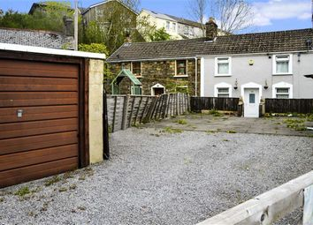 Thumbnail 2 bed cottage for sale in Williamstown, Merthyr Tydfil