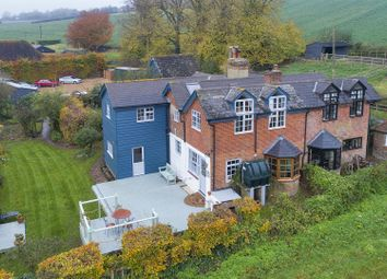 Thumbnail 6 bed semi-detached house for sale in Rural Village Hastingleigh, Nr Ashford, Kent