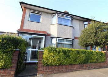 Thumbnail 3 bed end terrace house to rent in Cecil Road, Romford, Essex