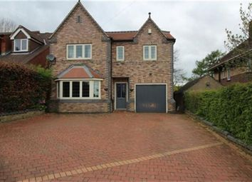Thumbnail 4 bed detached house to rent in Main Road, Sheffield