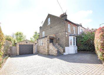 Thumbnail 4 bed end terrace house for sale in Aldenham Road, Bushey, Hertfordshire