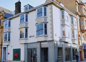 Thumbnail 2 bedroom flat for sale in Lisburne House, Aberystwyth