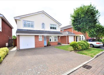Thumbnail 4 bed detached house for sale in Hermitage Way, Lytham, Lytham St Annes, Lancashire