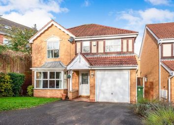 Thumbnail 4 bed detached house for sale in Bude Drive, Baswich, Stafford, Staffordshire