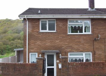 Thumbnail 3 bed terraced house for sale in 24 Curwen Close, Pontrhydyfen, Port Talbot