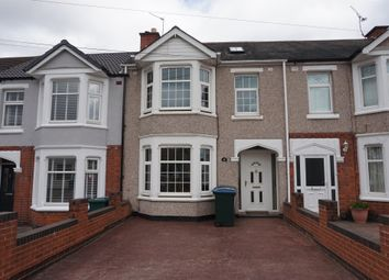 Thumbnail 4 bedroom terraced house for sale in Addison Road, Keresley, Coventry