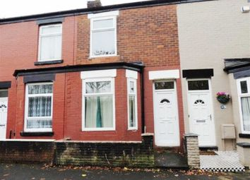 Thumbnail 2 bed terraced house for sale in Burstead Street, Abbey Hey, Manchester