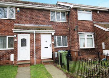 Thumbnail 2 bedroom terraced house for sale in 25 Finchale Close, Sunderland, Tyne And Wear