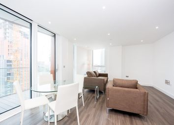 Thumbnail 2 bed flat to rent in Hebden Place, Nine Elms SW8, London,
