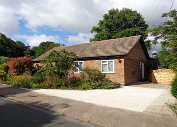 Thumbnail 4 bedroom bungalow for sale in Church Street, Bramcote Village, Nottingham