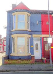 Thumbnail 3 bedroom terraced house for sale in Luxmore Road, Walton, Liverpool