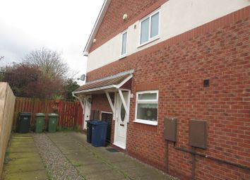 Thumbnail 2 bed flat to rent in Chaucer Close, Gateshead, Tyne & Wear.
