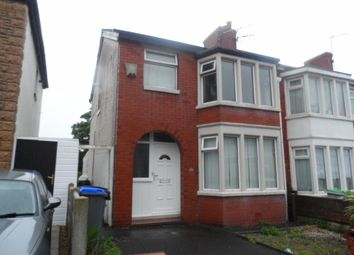 Thumbnail 3 bed end terrace house for sale in Ramsey Avenue, Blackpool