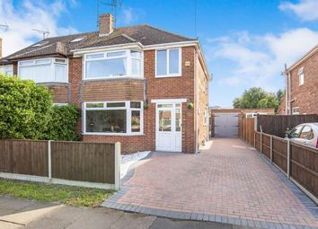 Thumbnail 3 bed semi-detached house for sale in Welland Lodge Road, Prestbury, Cheltenham, Gloucestershire