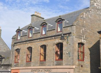 Thumbnail 5 bed maisonette for sale in Traill Street, Thurso
