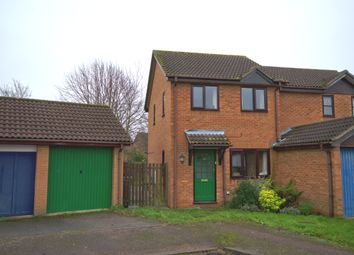 Thumbnail 2 bedroom end terrace house for sale in The Elms, Milton, Cambridge