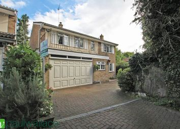 Thumbnail 4 bed detached house for sale in Howfield Green, Hoddesdon