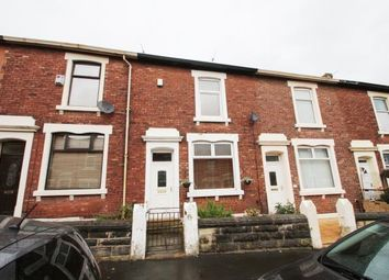 Thumbnail 2 bed terraced house for sale in Wensley Road, Wensley Fold, Blackburn, Lancashire