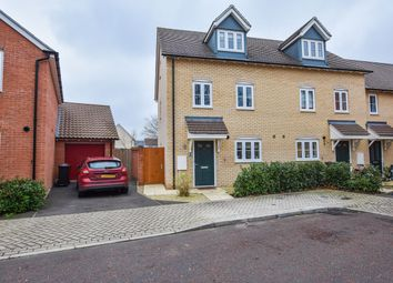 3 bed town house for sale in Wall Mews, Colchester CO2