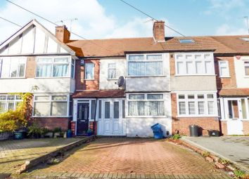 Thumbnail 3 bedroom terraced house for sale in Uplands Road, Woodford Green