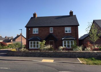 Thumbnail 4 bed detached house for sale in 2 Bishops Way, Dalston, Carlisle, Cumbria