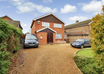 Thumbnail 4 bed detached house for sale in Highfield Avenue, Brundall, Norwich