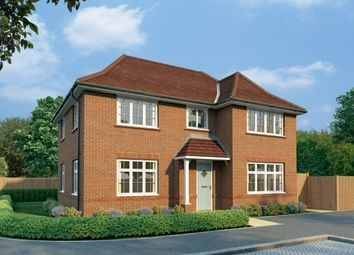 Thumbnail 4 bed detached house for sale in Plot 42 - The Shaftesbury, Marleberg Grange, Marlborough
