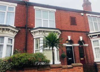 Thumbnail 3 bed terraced house for sale in Urban Road, Doncaster