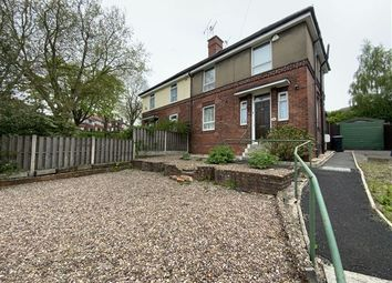 Thumbnail 2 bed semi-detached house for sale in Greenhill Avenue, Sheffield