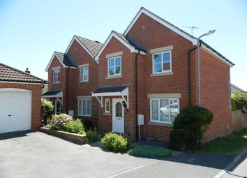 Thumbnail 3 bed detached house to rent in Mervyn Ball Close, Chard