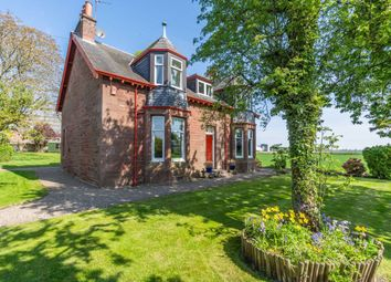 Thumbnail 4 bed detached house for sale in Dundee Road, Coupar Angus, Blairgowrie