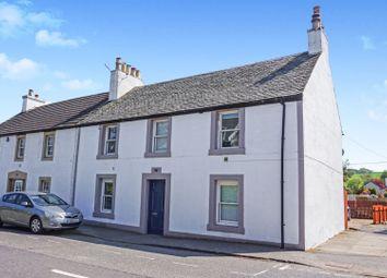 Thumbnail 3 bedroom flat for sale in Main Street, Buchlyvie