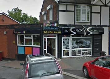 Thumbnail Restaurant/cafe for sale in Campbell Street, Farnworth