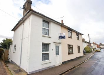 Thumbnail 2 bed end terrace house for sale in Spring Road, Brightlingsea, Colchester