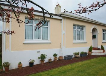 Thumbnail 1 bed semi-detached bungalow to rent in The Wing Welwyn, Route De Cobo, Castel, Trp N/A