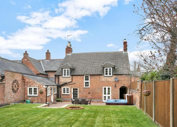 Thumbnail 3 bed link-detached house for sale in Lower Church Street, Syston, Leicester