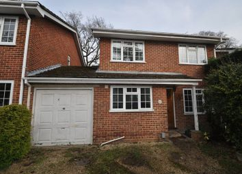 Thumbnail 4 bed detached house to rent in Cambrian Close, Camberley