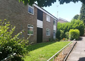 Thumbnail 2 bed flat to rent in Leahurst Crescent, Birmingham