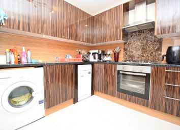 Thumbnail 3 bedroom end terrace house to rent in Queenscourt, Wembley, Middlesex