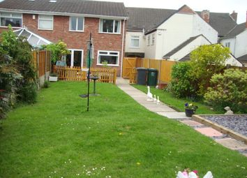 Thumbnail 3 bed semi-detached house for sale in Church Street, Church Gresley