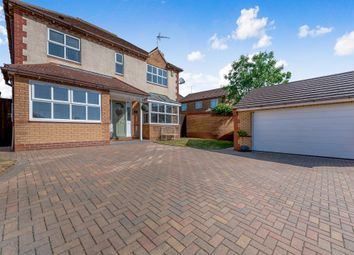4 bed detached house for sale in Low Greeve, Wootton, Northampton NN4