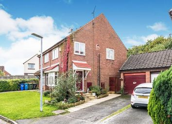 Thumbnail 3 bed semi-detached house for sale in Haywood Crescent, Waters Edge, Runcorn, Cheshire