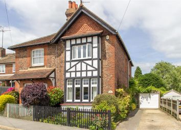 Thumbnail 3 bed semi-detached house for sale in Westbury Terrace, Westerham