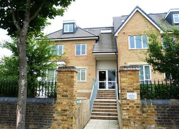 Thumbnail 3 bed flat to rent in Drapers Road, Enfield